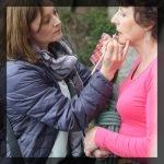 about me Kirsten Sare Makeup Artist Dorset